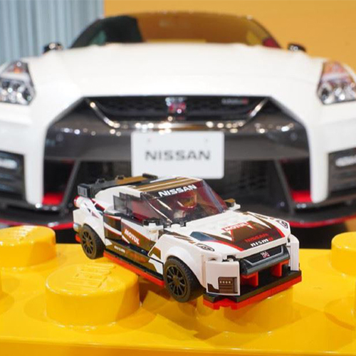 Lego GTR